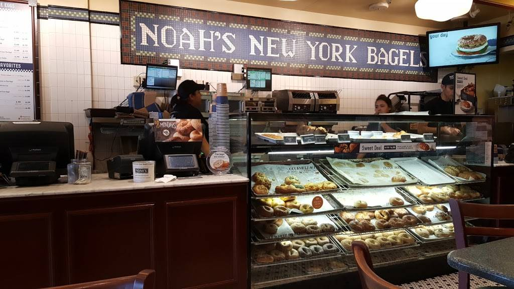 Noahs Bagels | cafe | 895 Silver Spur Rd, Rolling Hills Estates, CA 90274, USA | 3105417824 OR +1 310-541-7824