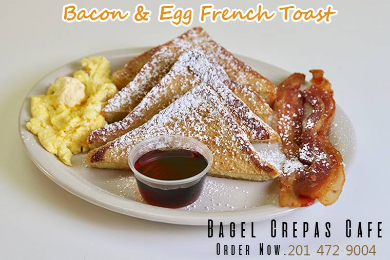 Bagel Crepas Cafe | bakery | 5520 Hudson Ave, West New York, NJ 07093, USA | 2014729004 OR +1 201-472-9004