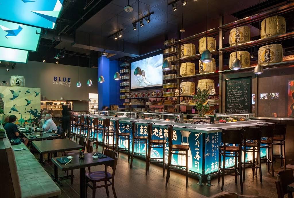 Blue Sushi Sake Grill | night club | 7859 Walnut Hill Ln STE 180, Dallas, TX 75230, USA | 9726777887 OR +1 972-677-7887