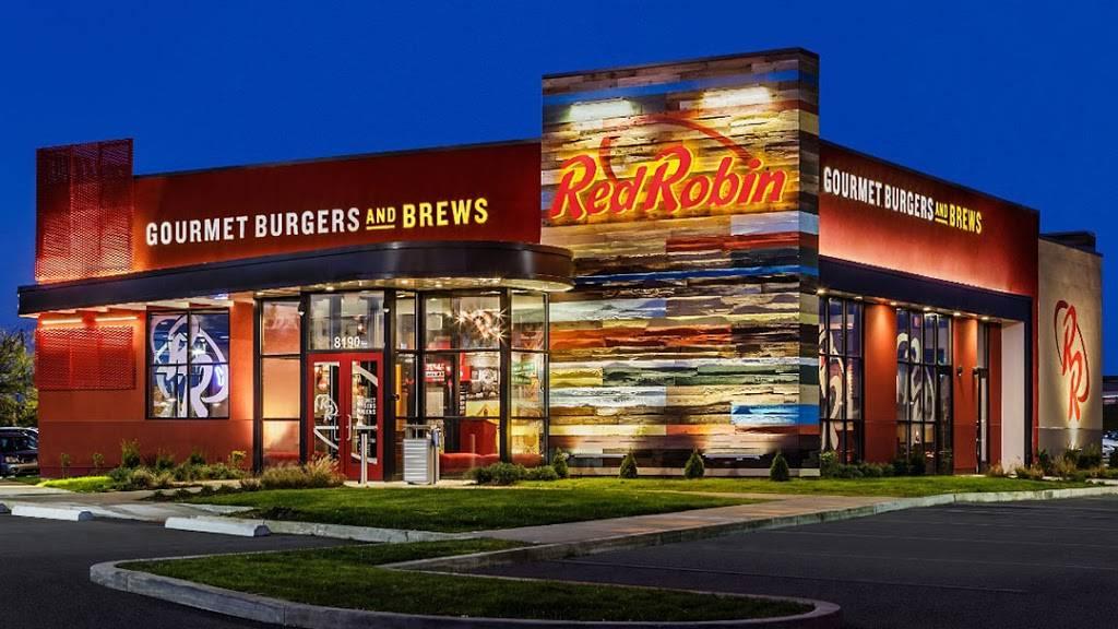 Red Robin Gourmet Burgers and Brews | restaurant | 14090 Worth Ave, Woodbridge, VA 22192, USA | 7034926900 OR +1 703-492-6900