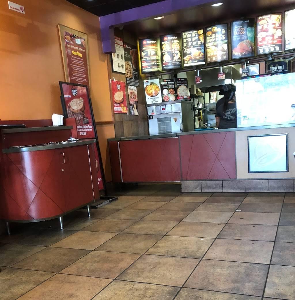 Taco Bell | restaurant | 12 E 125th St, New York, NY 10035, USA | 2128281292 OR +1 212-828-1292