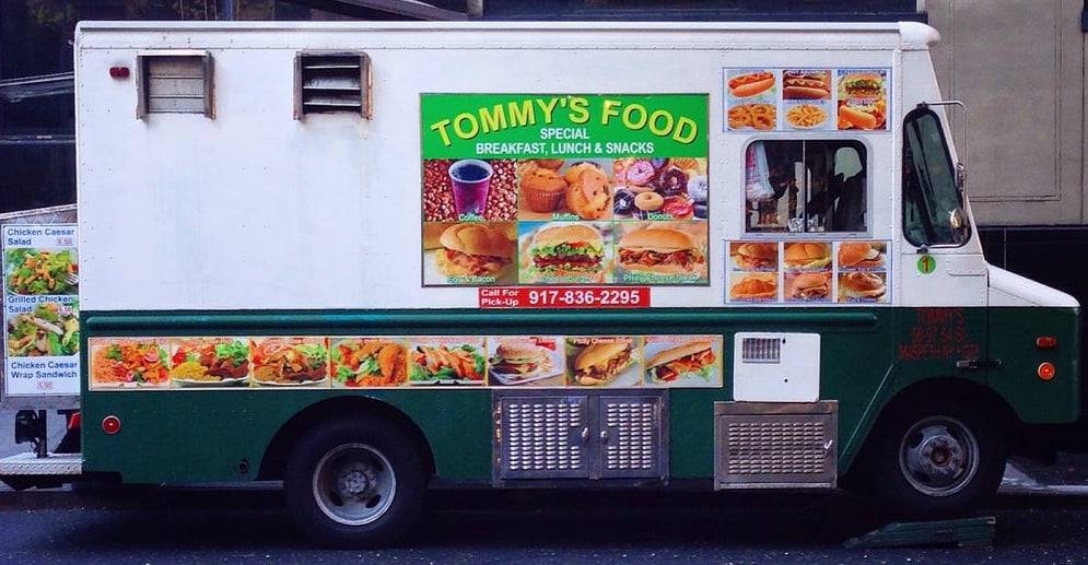 Tommys Food Truck | restaurant | 304 W 66th St, New York, NY 10023, USA | 9178362295 OR +1 917-836-2295