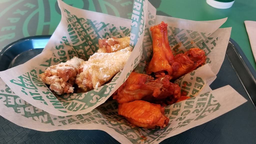 Wingstop | restaurant | 12916 East 86th St N, Owasso, OK 74055, USA | 5392085444 OR +1 539-208-5444