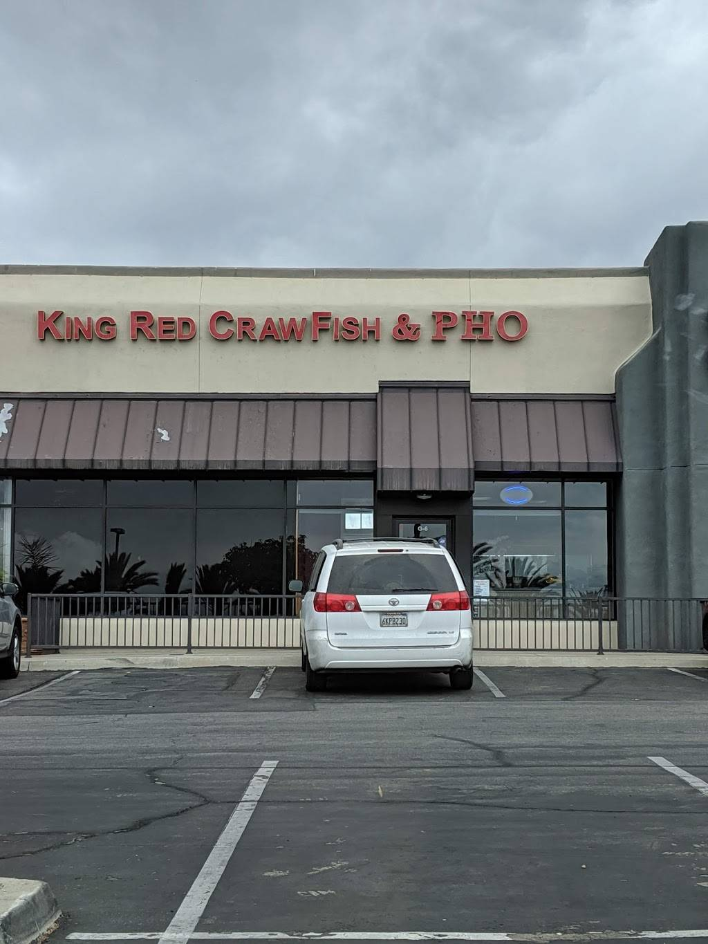 King Red Crawfish & Pho | restaurant | 400469 #G6, Murrieta, CA 92563, USA | 9513196230 OR +1 951-319-6230