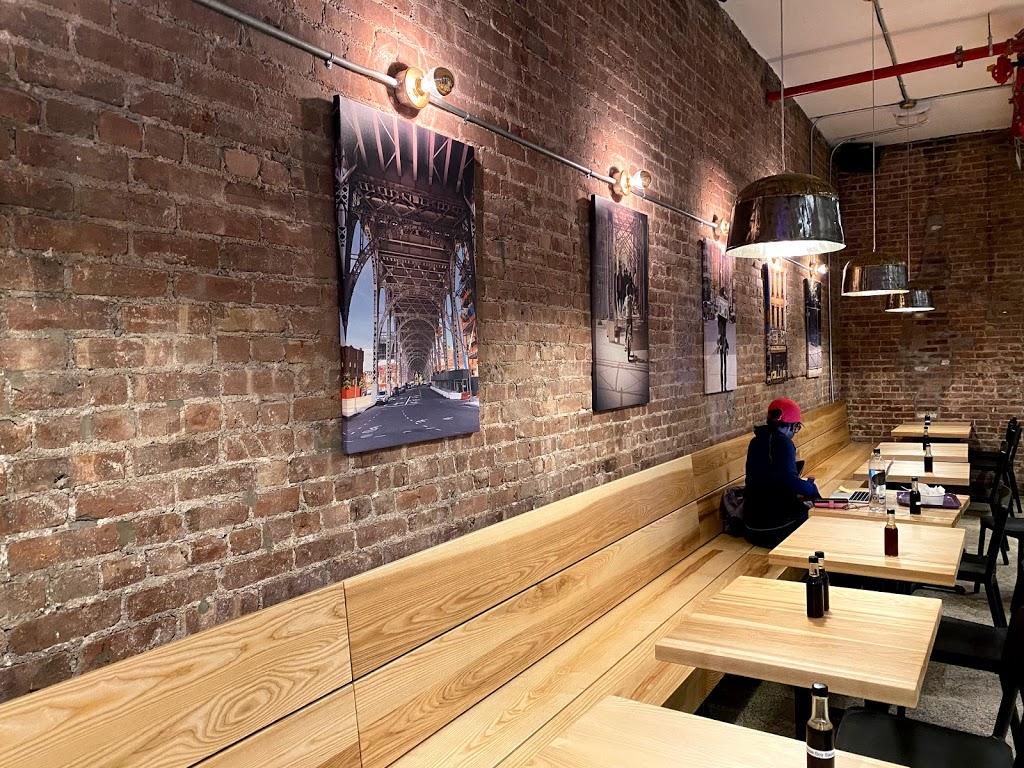 FIELDTRIP | restaurant | 109 Malcolm X Blvd, New York, NY 10026, USA | 9176393919 OR +1 917-639-3919