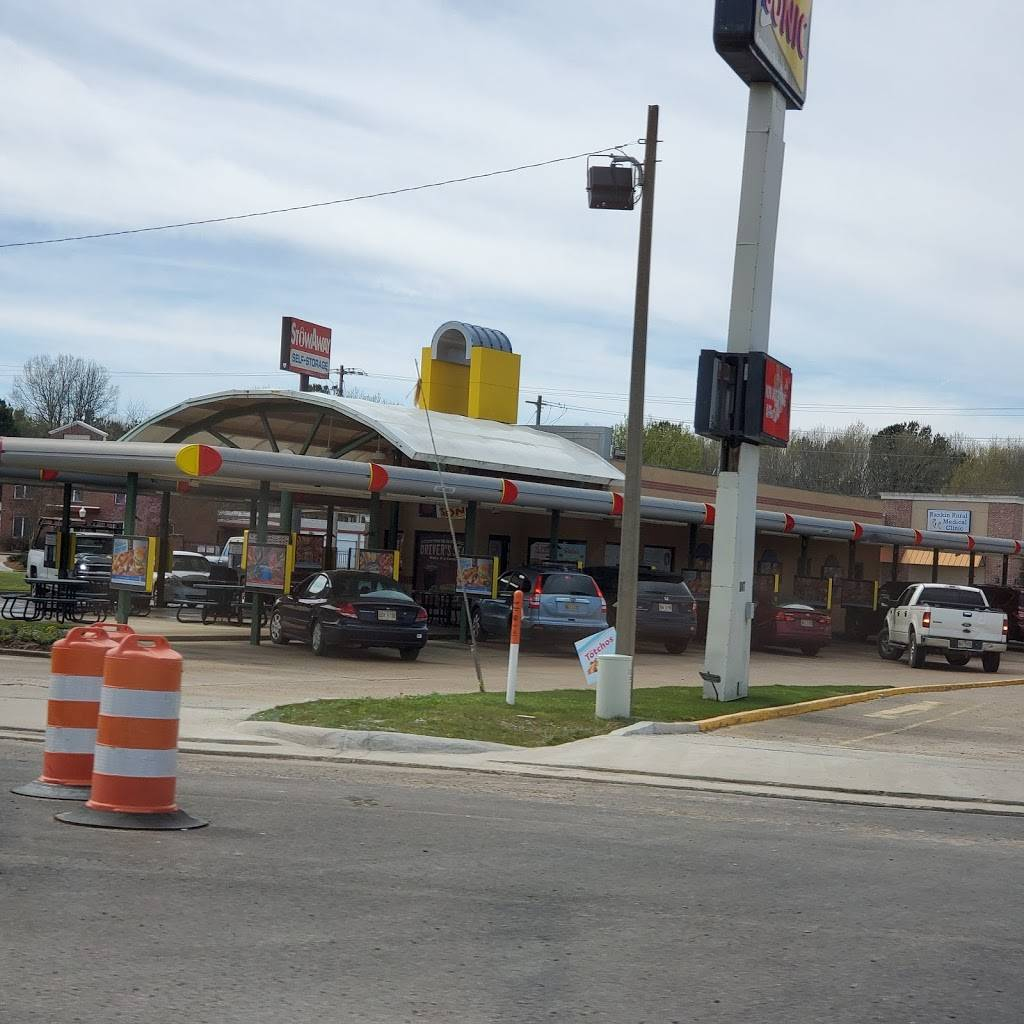 Sonic Drive-In | restaurant | 1007 U.S. 49 Frontage Rd, Richland, MS 39218, USA | 6019390530 OR +1 601-939-0530