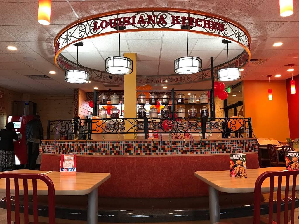 Popeyes Louisiana Kitchen Restaurant 8669 Philadelphia