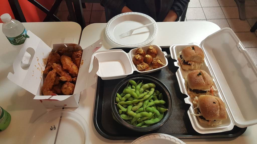 Bonchon Chicken | meal takeaway | 346 Broad Ave, Leonia, NJ 07605, USA | 2019444112 OR +1 201-944-4112
