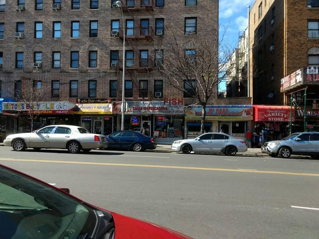 Seaflower Fish Market | restaurant | 3734 4127, Broadway, New York, NY 10033, USA | 2127953888 OR +1 212-795-3888