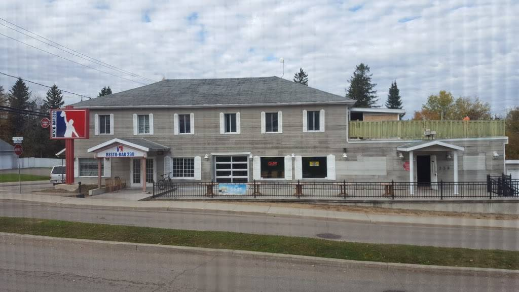 Bar 239 | restaurant | 239 Avenue du Parc, Saint-Gabriel-de-Brandon, QC J0K 2N0, Canada | 4508351369 OR +1 450-835-1369