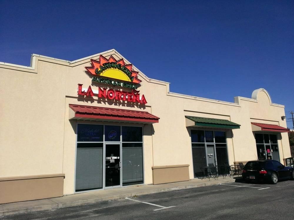La Nortena Taqueria & Mexican Grill | restaurant | 6275 Rivers Ave Ste A, North Charleston, SC 29406, USA | 8432257055 OR +1 843-225-7055
