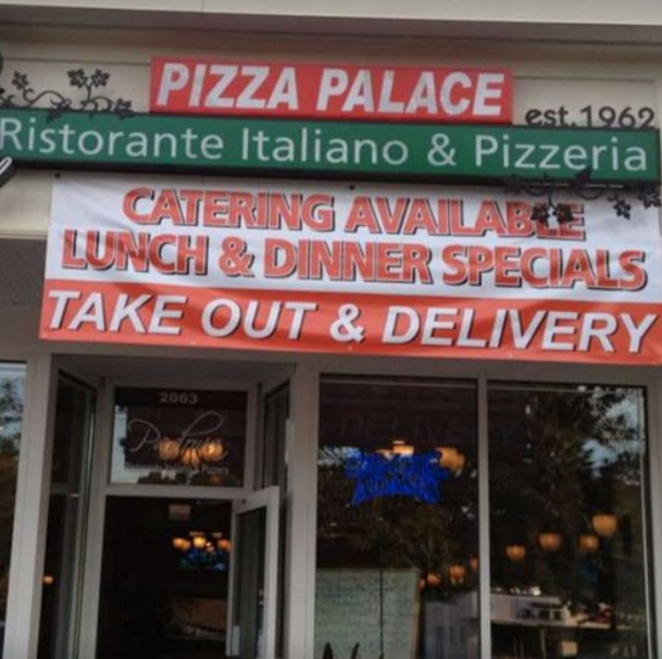 Pizza Palace Meal Delivery 2063 Black Rock Turnpike