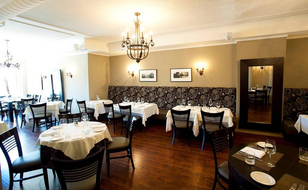 Grappa Restaurant | restaurant | 690 The Queensway, Etobicoke, ON M8Y 1K9, Canada | 4165353337 OR +1 416-535-3337