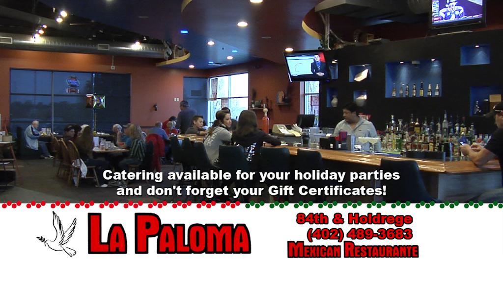 La Paloma Restaurant   restaurant   8320 Northwoods Dr, Lincoln, NE 68505, USA   4024893683 OR +1 402-489-3683