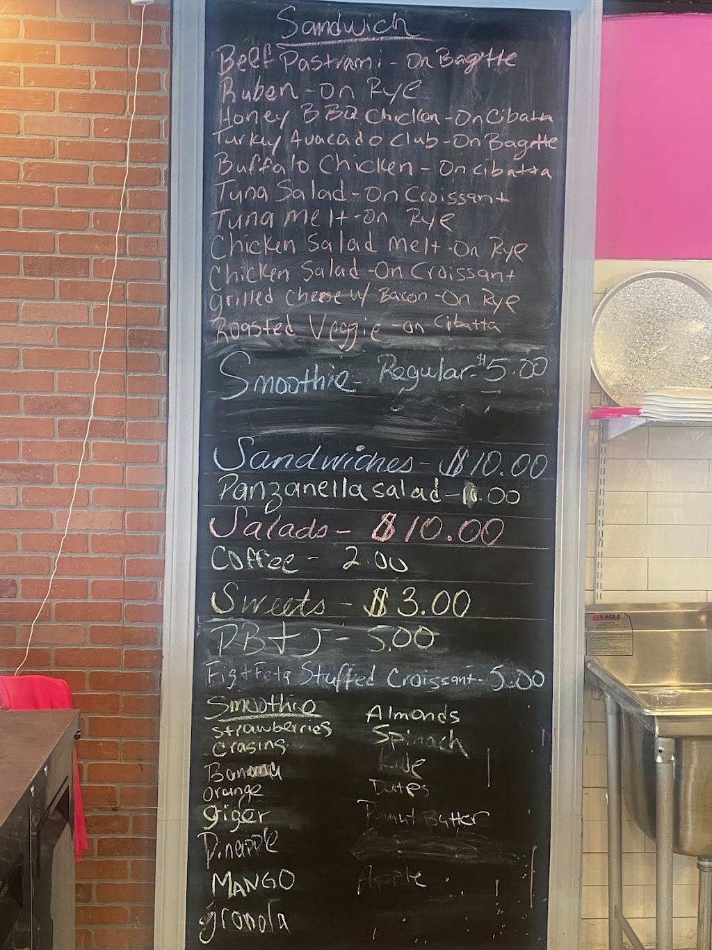 The Pink Cafe | restaurant | 1223 Belmont Ave, Philadelphia, PA 19104, USA | 2675309457 OR +1 267-530-9457