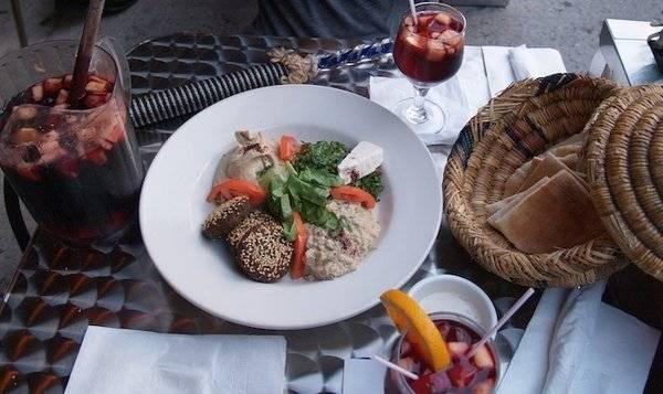 Horus Cafe on A   restaurant   293 E 10th St, New York, NY 10009, USA   2122284774 OR +1 212-228-4774