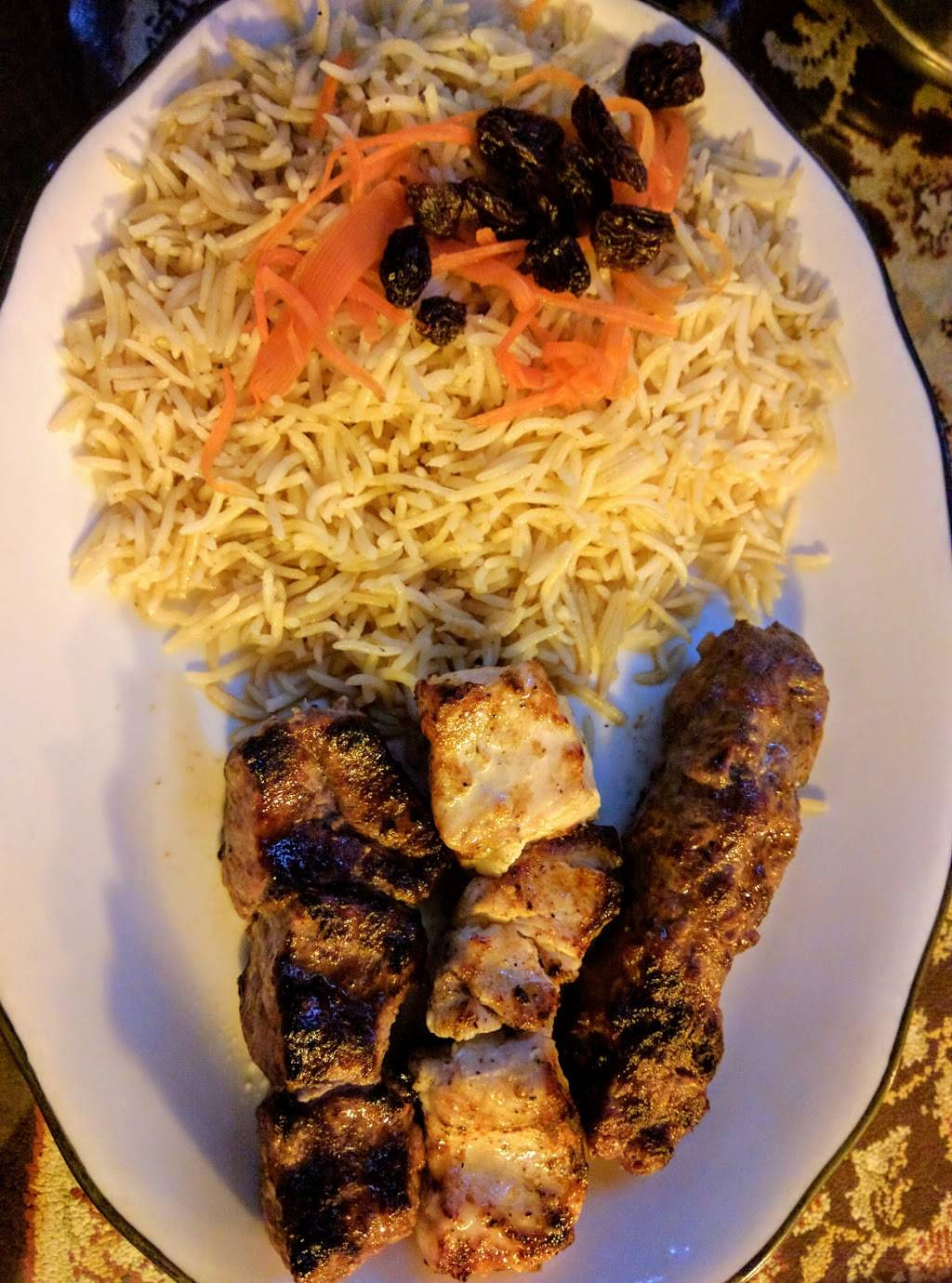 Afghan Kebab House | restaurant | 5224, 1345 2nd Ave, New York, NY 10021, USA | 2125172776 OR +1 212-517-2776