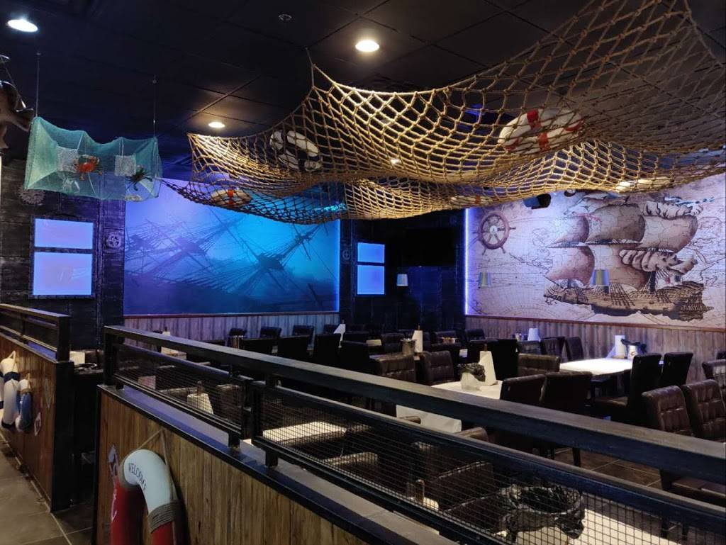 Crafty Crab | restaurant | 5802 Gull Rd, Kalamazoo, MI 49048, USA