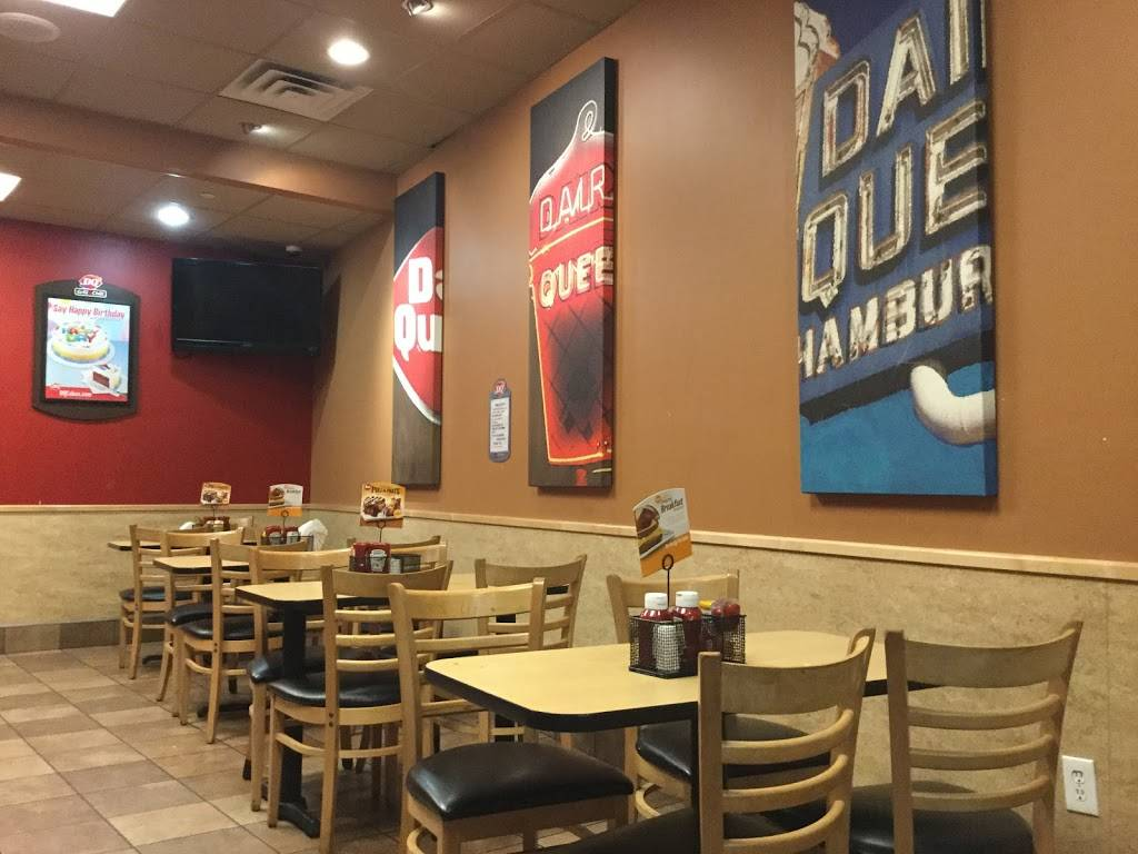 Dairy Queen Grill & Chill | restaurant | 12 Ferry Terminal Dr, Staten Island, NY 10301, USA | 7184476035 OR +1 718-447-6035