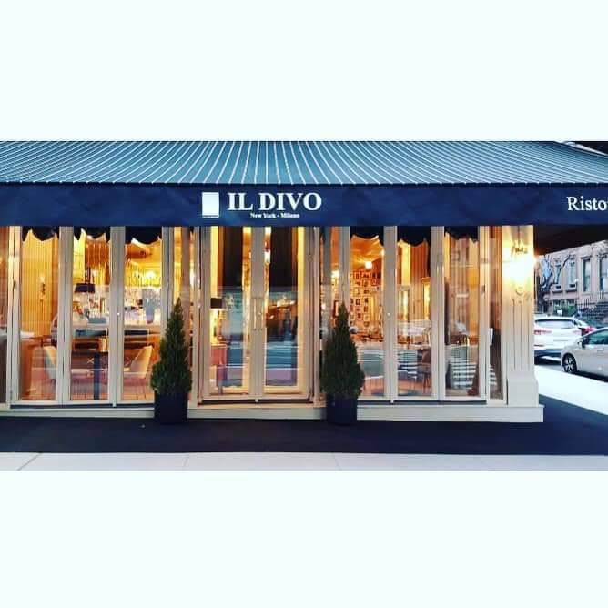 Il Divo | restaurant | 1347, 2nd Av at, E 71st St, New York, NY 10021, USA | 2123808164 OR +1 212-380-8164