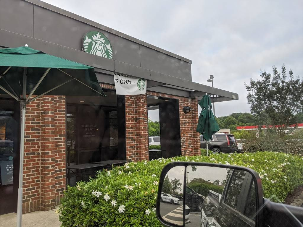 Starbucks | cafe | 9441 Strickland Rd Unit R06, Raleigh, NC 27615, USA | 9198454566 OR +1 919-845-4566