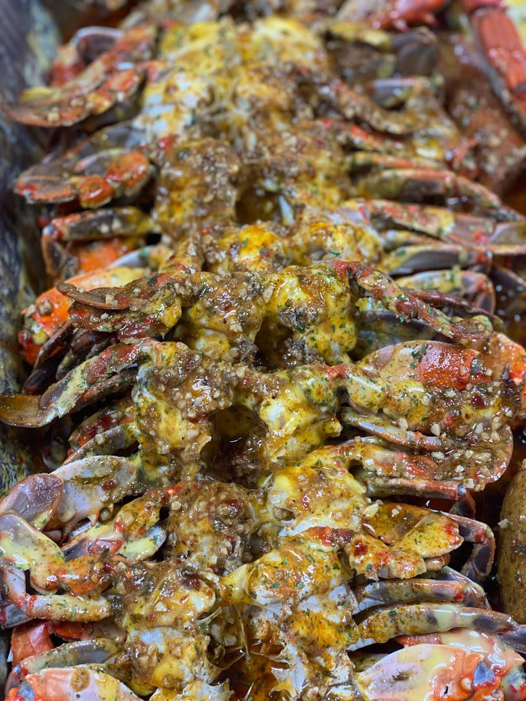 Crab Shack 386 | restaurant | 109 S State St, Bunnell, FL 32110, USA | 3863136137 OR +1 386-313-6137
