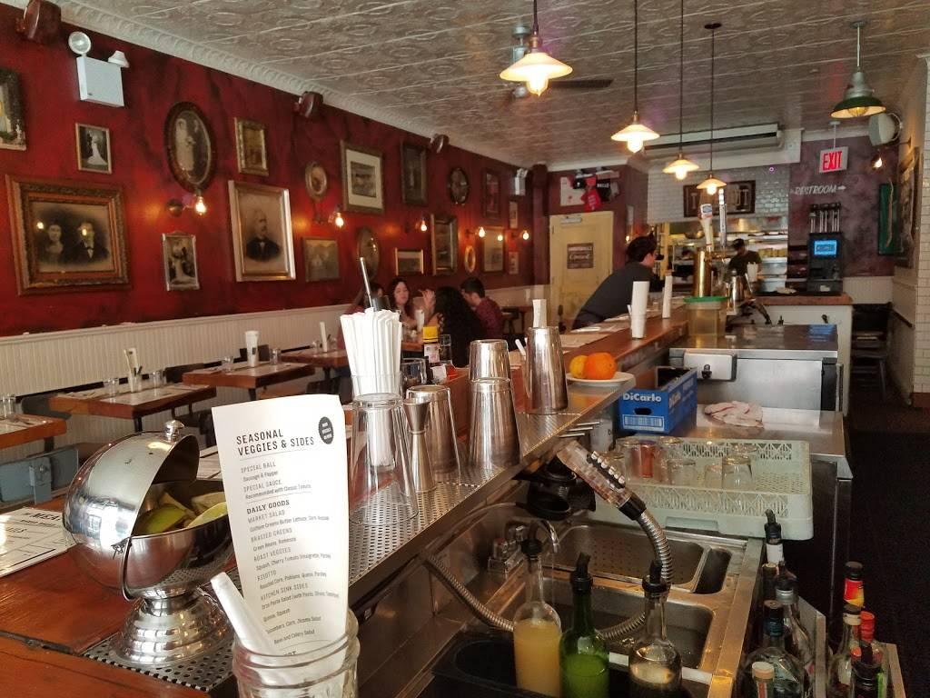 The Meatball Shop   restaurant   200 9th Ave, New York, NY 10011, USA   2122574363 OR +1 212-257-4363