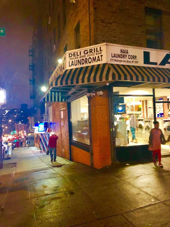 Naia Deli & Grill | restaurant | 2115 Washington Ave, Bronx, NY 10457, USA | 3478796426 OR +1 347-879-6426