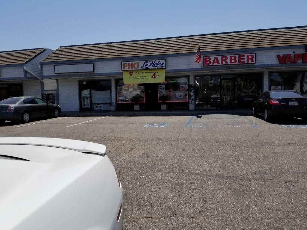 Pho La Habra   restaurant   520 W Lambert Rd, La Habra, CA 90631, USA   5626901107 OR +1 562-690-1107