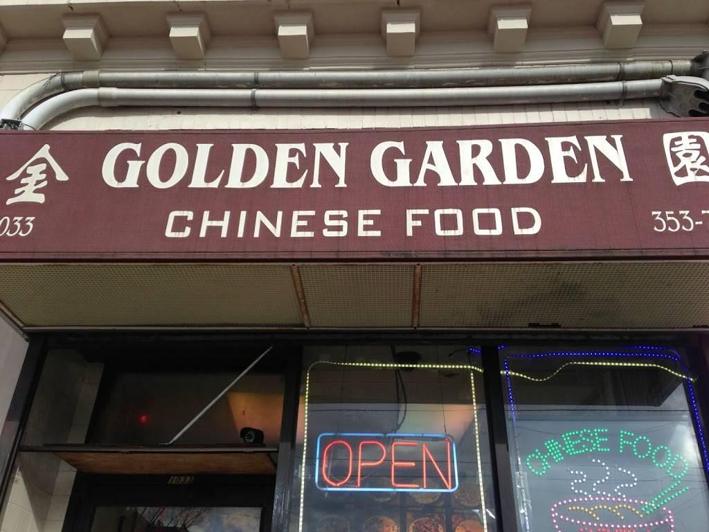 Golden Garden Restaurant | meal delivery | 1033 N Broad St, Elizabeth, NJ 07208, USA | 9083537885 OR +1 908-353-7885