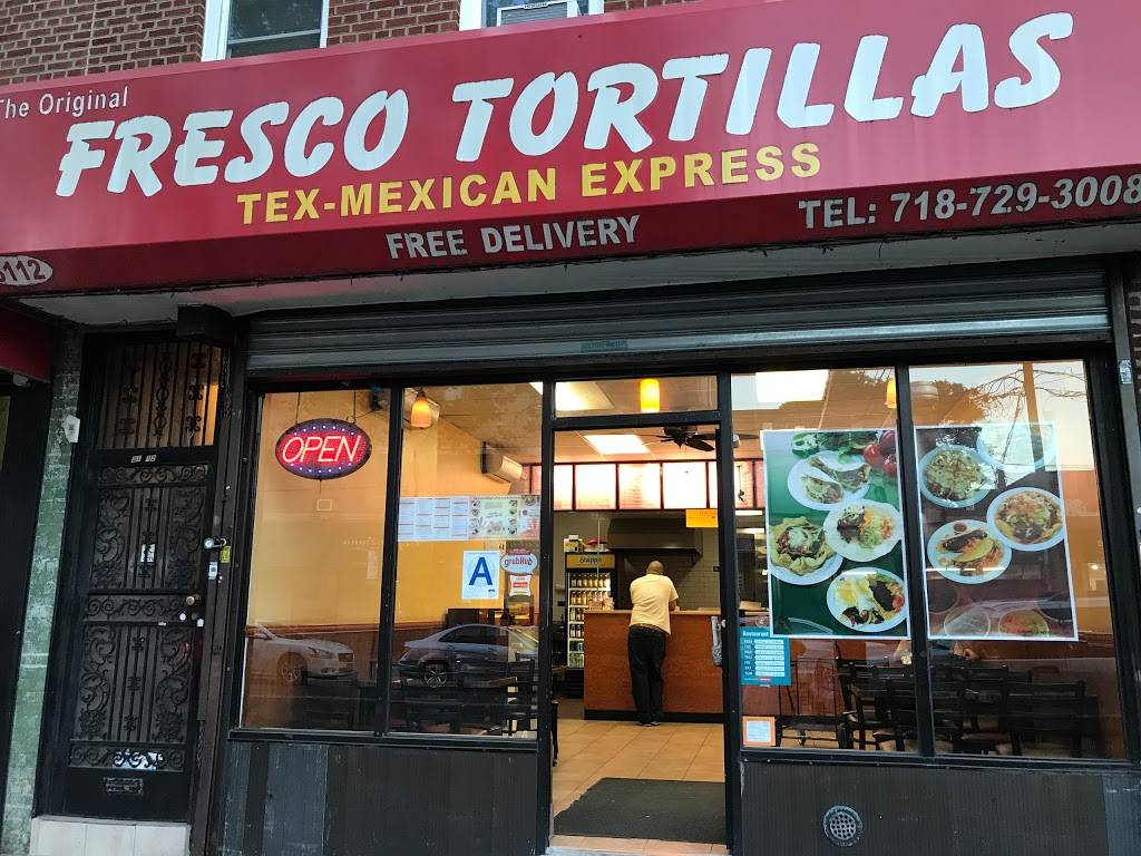 Fresco Tortillas | restaurant | 31-12 36th Ave, Astoria, NY 11106, USA | 7187293008 OR +1 718-729-3008