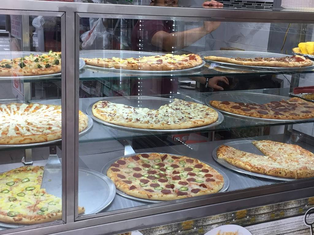 3 Bros 99 Cent Pizza | restaurant | 5 W Fordham Rd, Bronx, NY 10468, USA | 3474496761 OR +1 347-449-6761