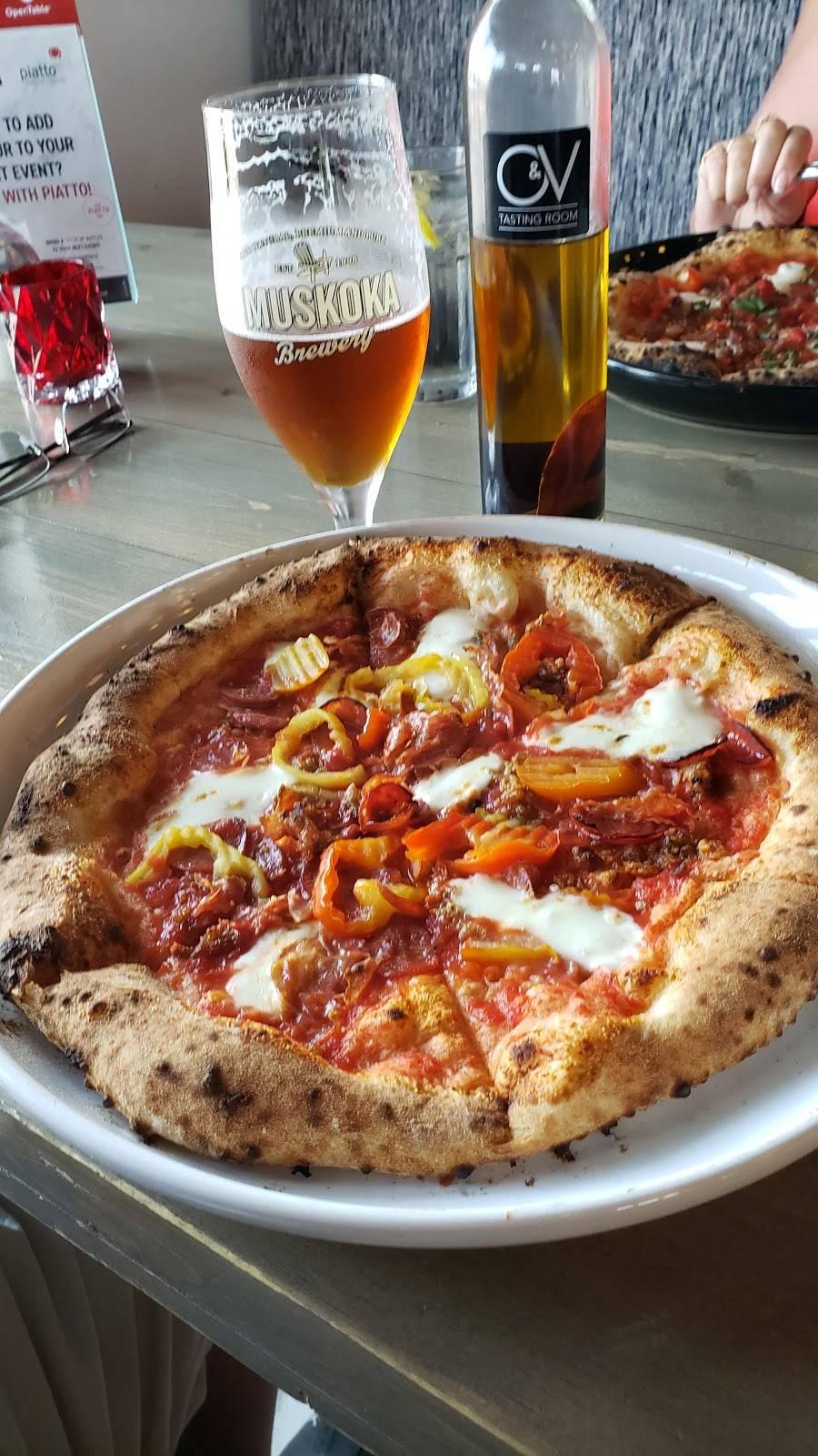 Piatto Pizzeria Cambridge | restaurant | 350 Hespeler Rd #1, Cambridge, ON N1R 6J6, Canada | 5192677909 OR +1 519-267-7909