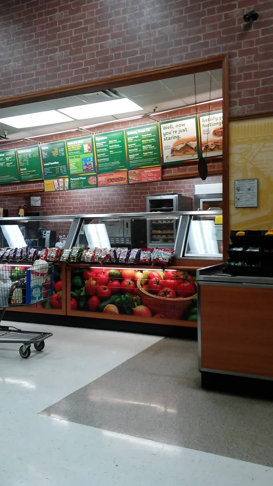Subway | restaurant | 6586 GA-40, St Marys, GA 31558, USA | 9128827661 OR +1 912-882-7661