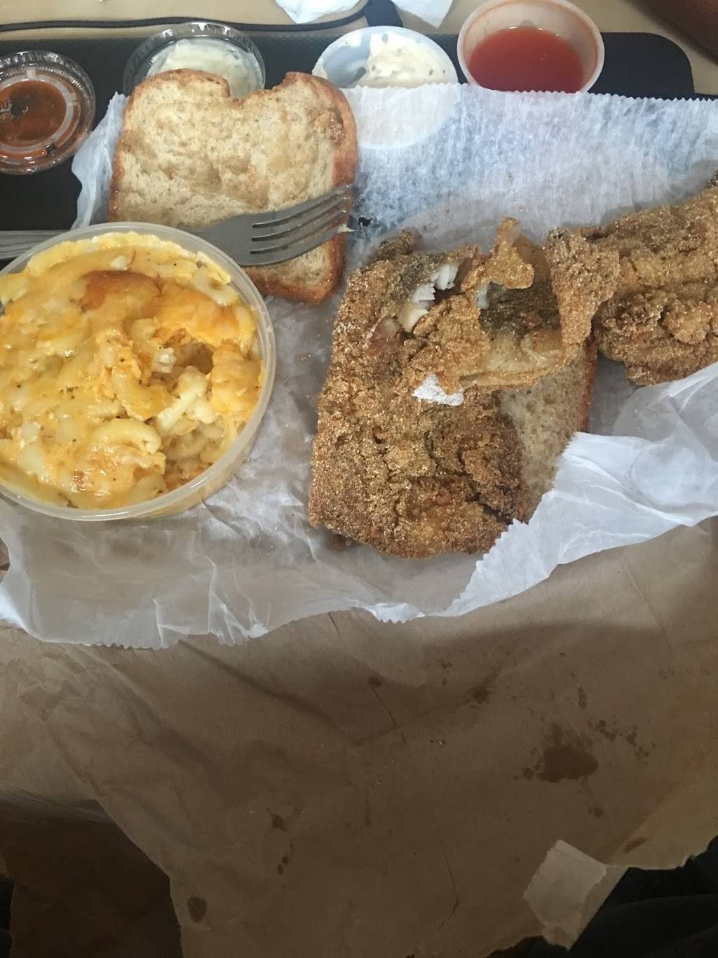 MP Fish Fry & Soul Food | restaurant | 2558 Grand Concourse, Bronx, NY 10458, USA | 7185625104 OR +1 718-562-5104