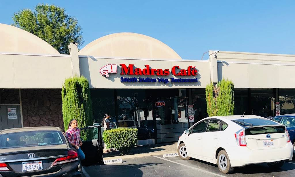 Madras Café | cafe | 1177 W El Camino Real, Sunnyvale, CA 94087, USA | 4087372323 OR +1 408-737-2323