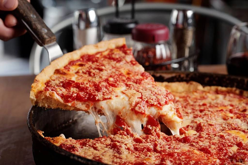 Lou Malnatis Pizzeria | meal delivery | 114 W Lake St, Addison, IL 60101, USA | 6304131400 OR +1 630-413-1400