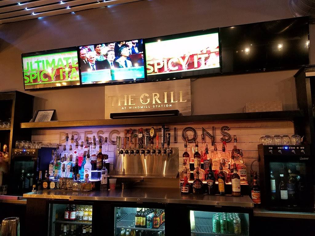 The Grill at Windmill Station | restaurant | 2007 2nd Avenue suite D and E, Summerville, SC 29486, USA | 8433778470 OR +1 843-377-8470