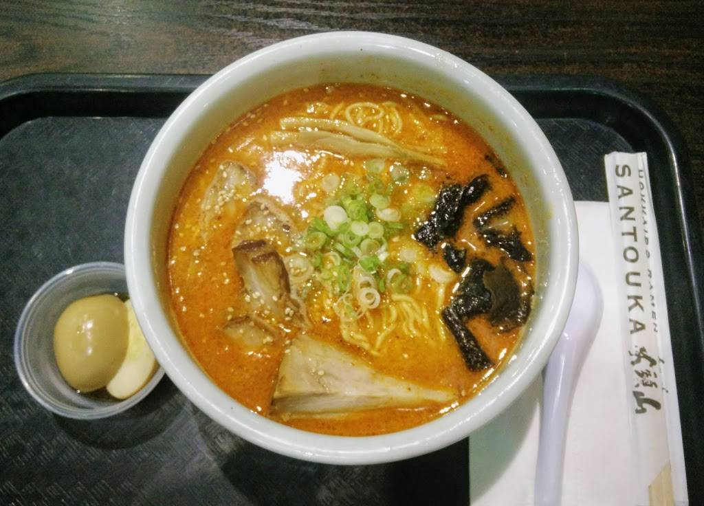 Santouka Ramen | restaurant | 100 E Algonquin Rd, Arlington Heights, IL 60005, USA | 8473570286 OR +1 847-357-0286