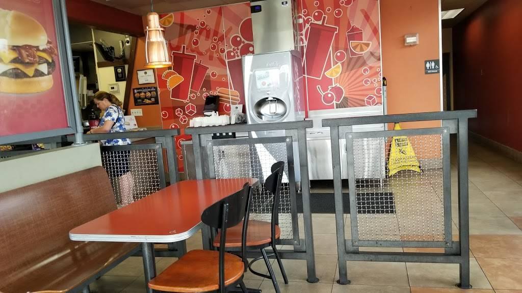Jack in the Box | restaurant | 1155 N Euclid St, Anaheim, CA 92801, USA | 7147723740 OR +1 714-772-3740