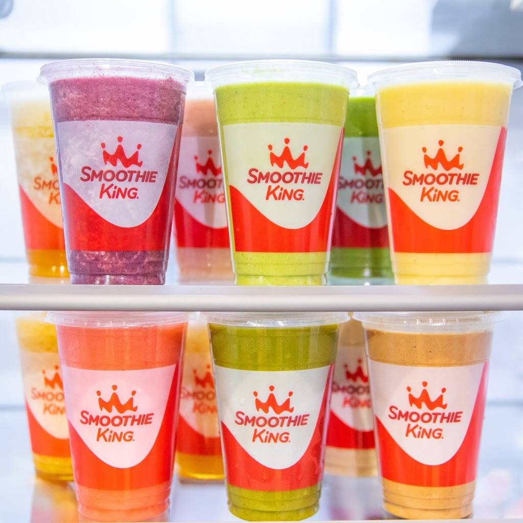 Smoothie King | meal delivery | 4406 S Campbell Ave, Springfield, MO 65810, USA | 4173680735 OR +1 417-368-0735