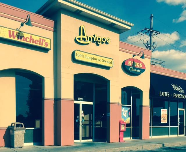 Amigos/Kings Classic   cafe   2240 N 48th St, Lincoln, NE 68504, USA   4024654433 OR +1 402-465-4433