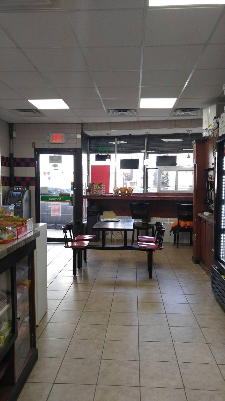 St. Mark's Pizzeria & Deli. | restaurant | 420 West Side Ave, Jersey City, NJ 07304, USA | 2014086222 OR +1 201-408-6222