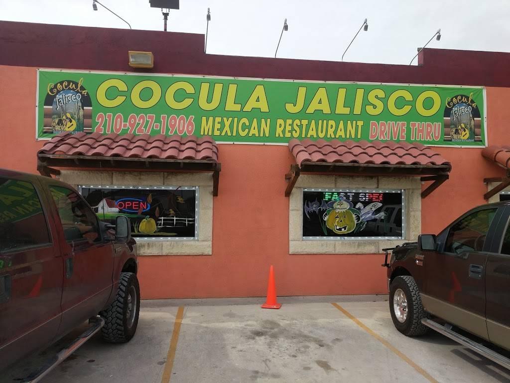 Cocula Jalisco Mexican Restaurant | restaurant | 4849 Roosevelt Ave, San Antonio, TX 78214, USA | 2109271906 OR +1 210-927-1906