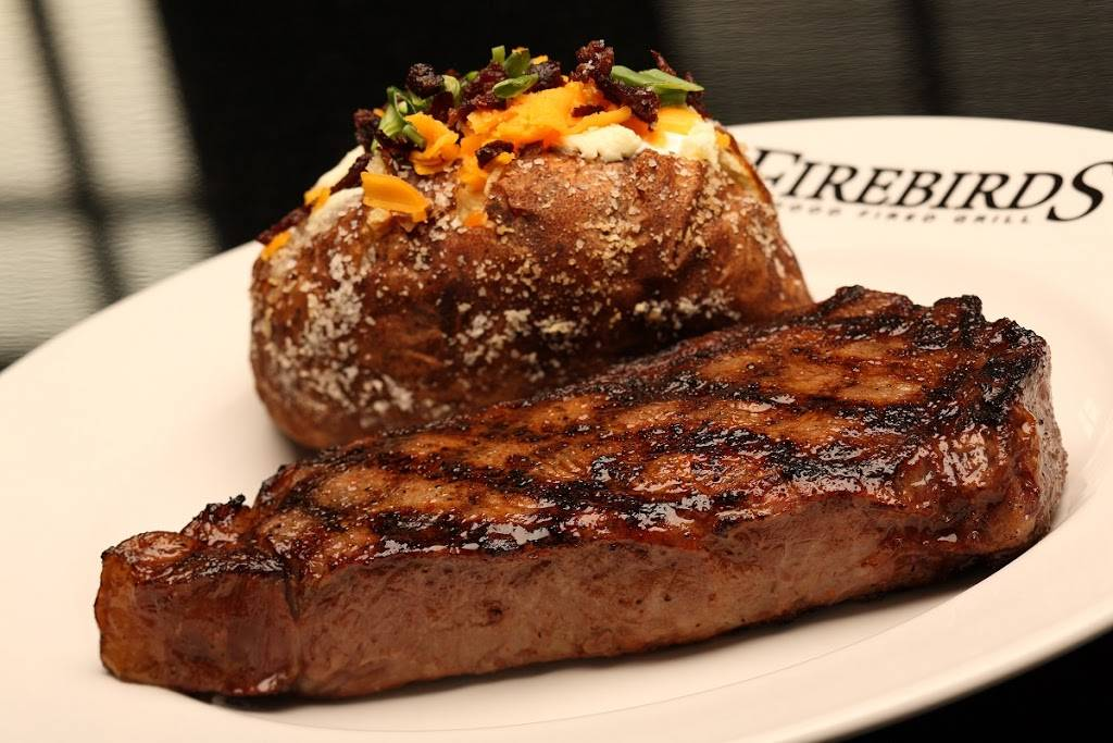 Firebirds Wood Fired Grill | restaurant | 5215 Town Center Blvd, Peachtree Corners, GA 30092, USA | 7702254662 OR +1 770-225-4662