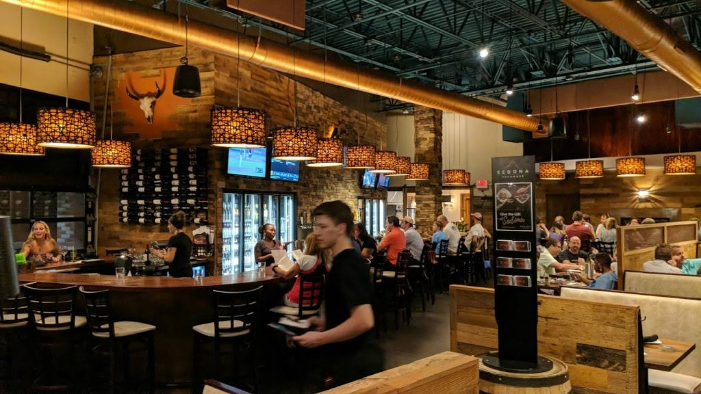 Sedona Taphouse | restaurant | Westchester Commons, 15732 WC Main St, Midlothian, VA 23113, USA | 8043790037 OR +1 804-379-0037