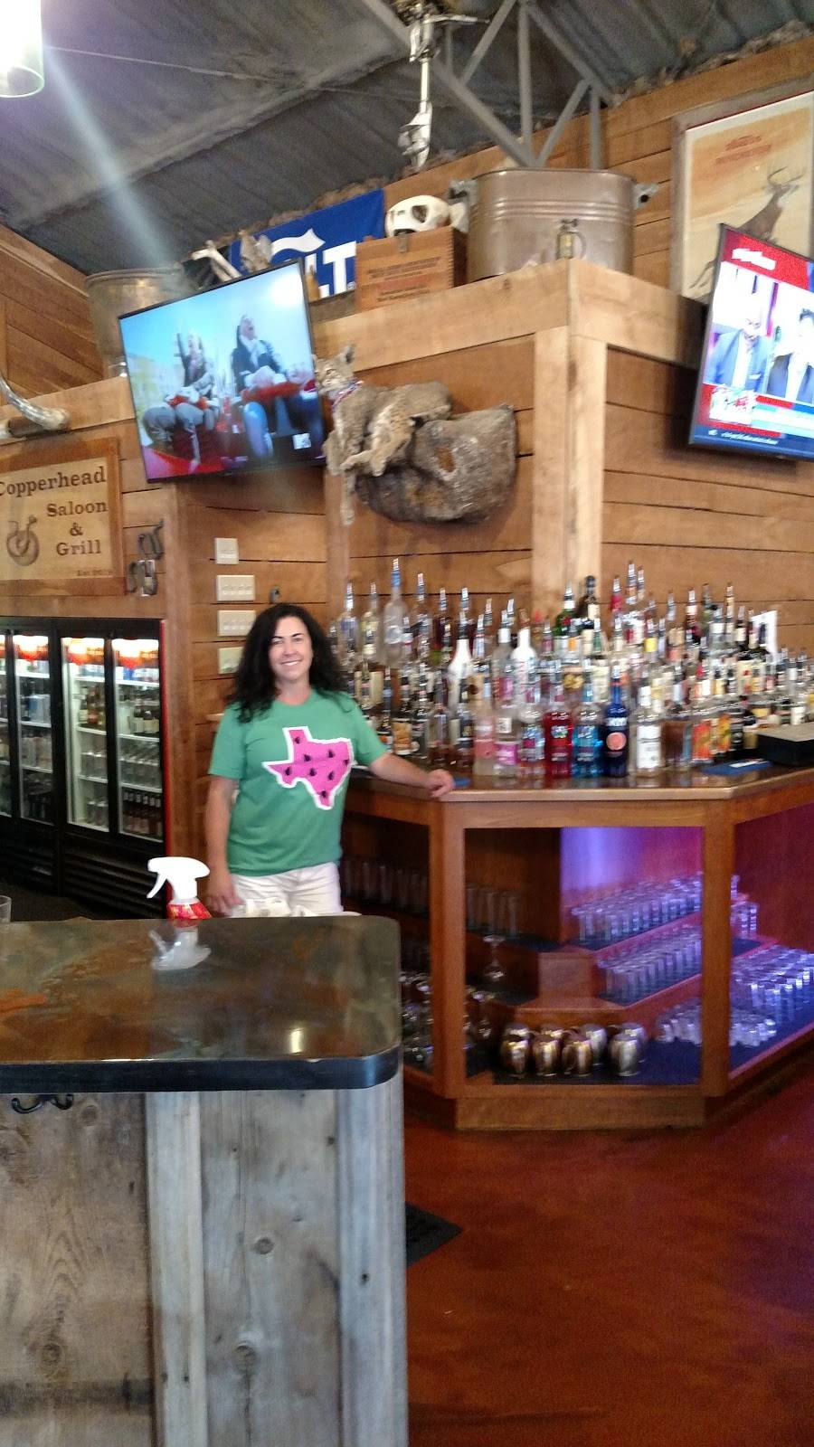 Copperhead Saloon & Grill   restaurant   802 IA-175, Stratford, IA 50249, USA   5158381972 OR +1 515-838-1972