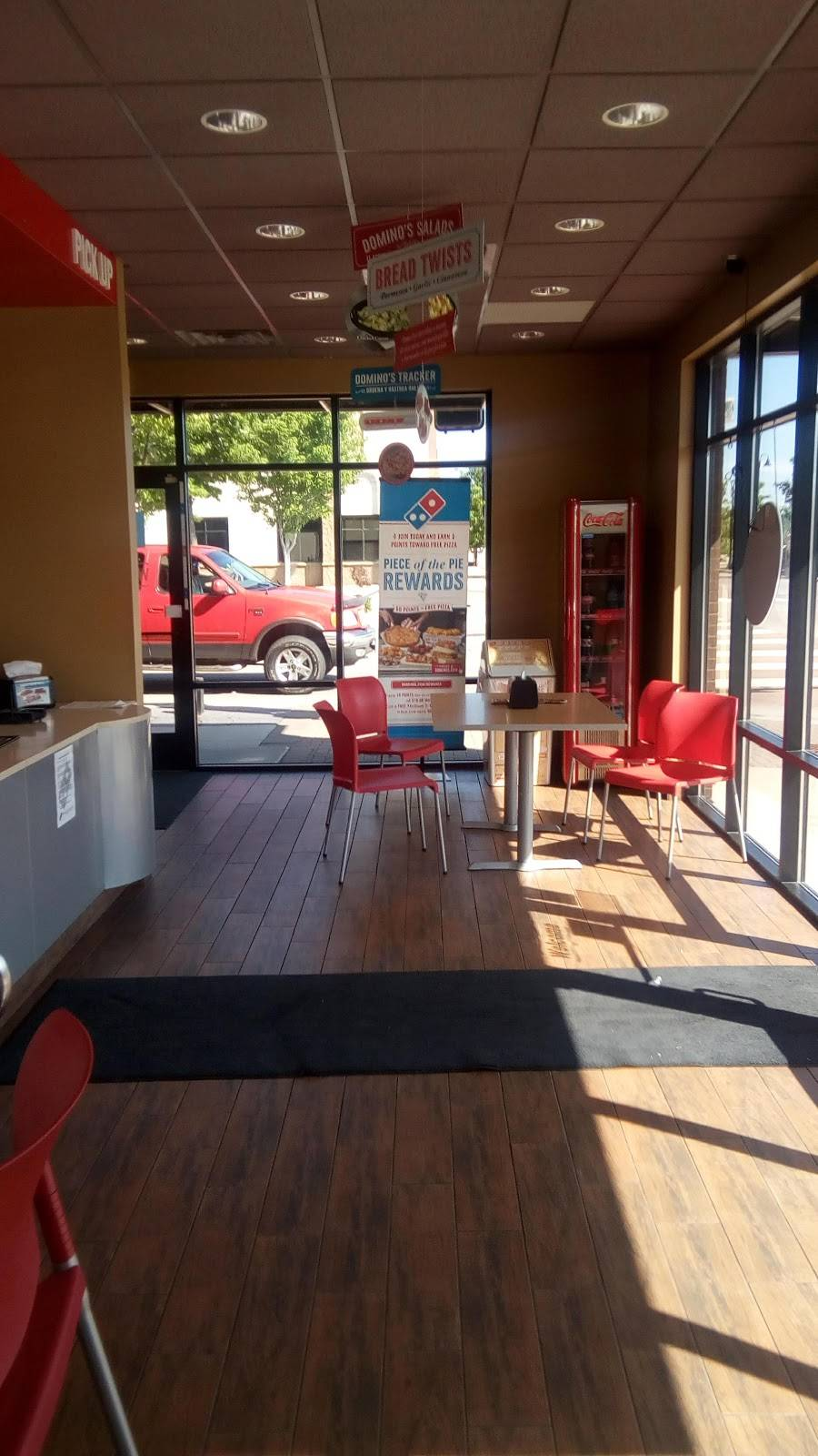 Dominos Pizza | meal delivery | 202 2nd Ave N, Sauk Rapids, MN 56379, USA | 3202514885 OR +1 320-251-4885
