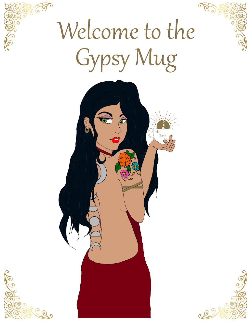 The Gypsy Mug LLC. | bakery | 118 E Main St, Eaton, OH 45320, USA