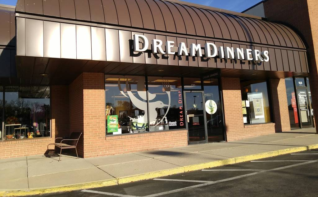 Dream Dinners   meal takeaway   101 E Alex Bell Rd #170, Centerville, OH 45459, USA   9373129930 OR +1 937-312-9930